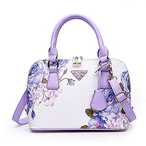 Women's Bag Printed Shell Fashion One-Shoulder Oblique Cross Handbag