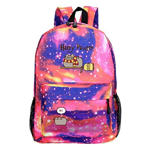 GD-Tshirts Kids Cartoon Cat Backpack-Durable Rucksack for Boys Girls-Travle Bag,Outdoor Bag
