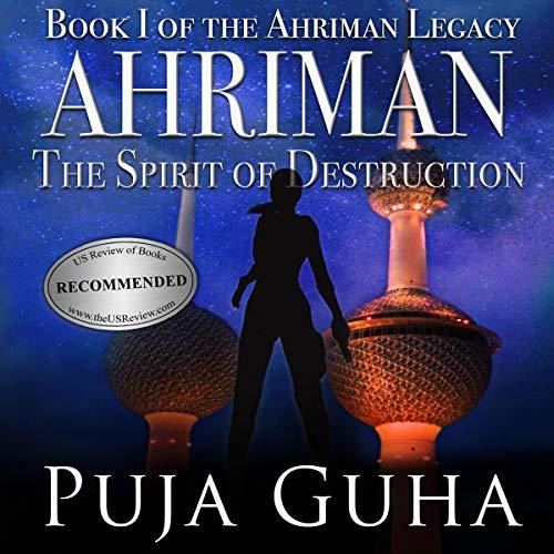 Ahriman: The Spirit of Destruction cover art