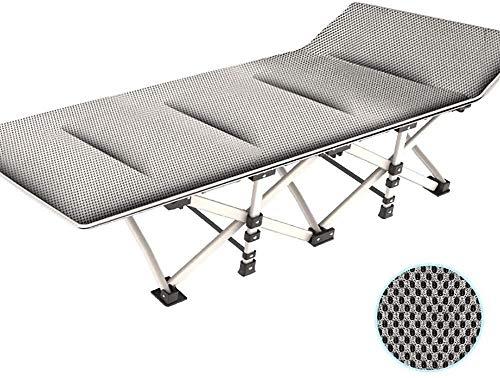 Lhak Sillón reclinable al Aire Libre Reclinable Ajustable de Alta Resistencia, Plegable, reclinable for Patio Trasero al Aire Libre césped Junto a la Piscina y la Playa, Puede soportar 440 Libras
