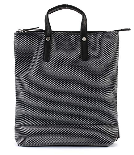 Jost Mesh X-Change 3 in 1 Bag Beutelrucksack XS 32 cm silver
