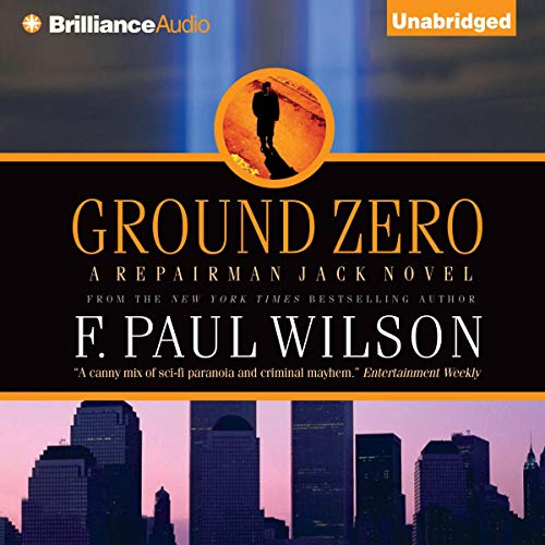 Ground Zero audiobook cover art