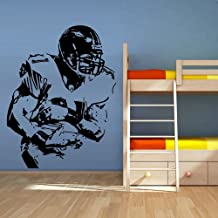 Best football painted wall Reviews
