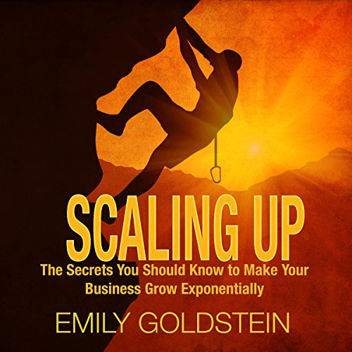 Scaling Up audiobook cover art