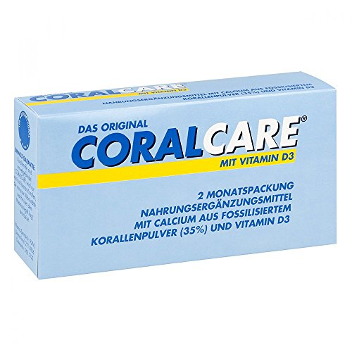 Coralcare 2-monatspackung 60X1.5 g