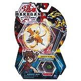 BAKUGAN Ultra - Aurelus Phaedrus - Figura de Criatura transformadora Coleccionable de 3...