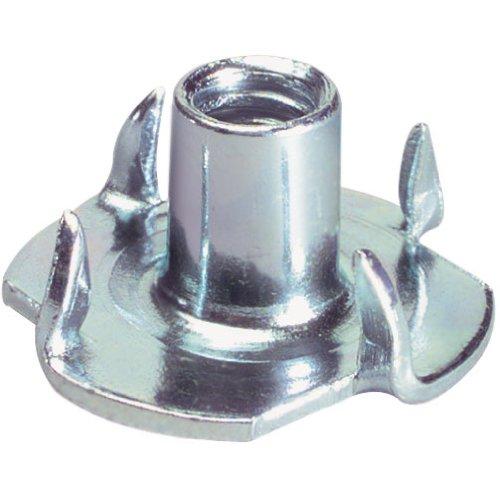 Parts Express #10-24 T-Nuts 50 Pcs.