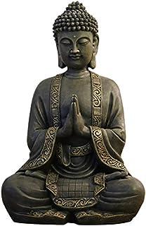 zen' Light Große Statue Buddha Vermittlung, Kunstha