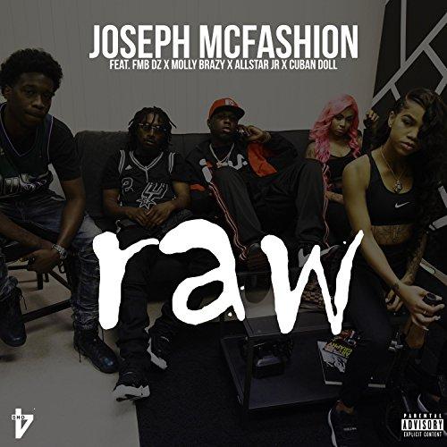 Raw (feat. FMB DZ, Molly Brazy, AllStar JR & Cuban Doll) [Explicit]