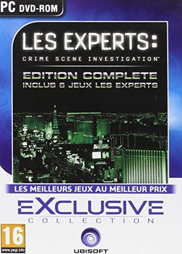 CSI : Crime Scene Investigation - édition ultime [Importación francesa]