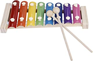 8 Notes Educational Non-slip Xylophone Musical Toy, Kids Musical Instruments, Exquisite Baby for Kids Playing Kids Birthda...