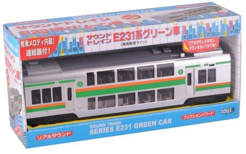E231 system green car sound train (japan import)