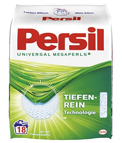 Persil Universal Megaperls, 1er Pack (1 x 18 Waschladungen)
