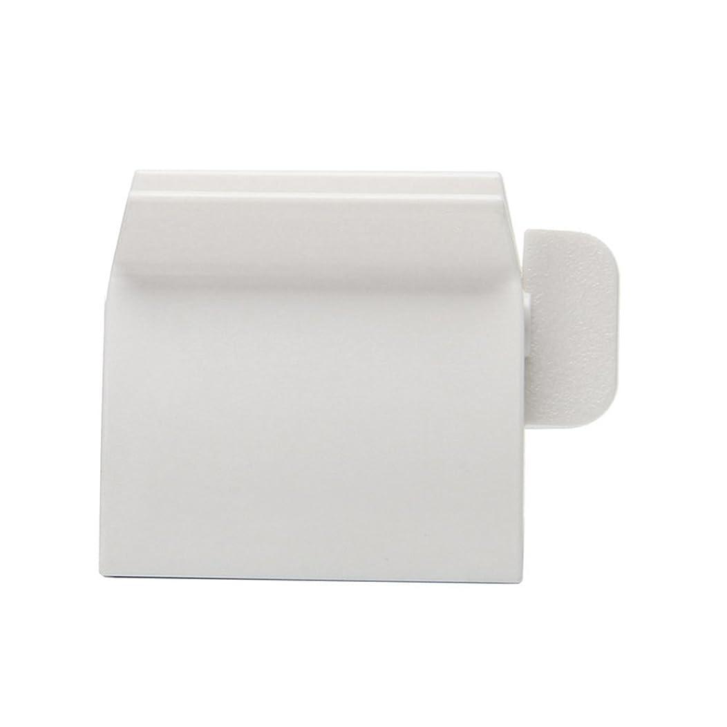 束無効連鎖Lamdoo浴室ホームチューブローリングホルダースクイーザ簡単歯磨き粉ディスペンサー