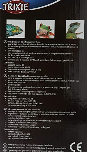 Trixie 76123 Fogger XL Ultraschall-Nebler, 28 x 27 x 15 cm - 3