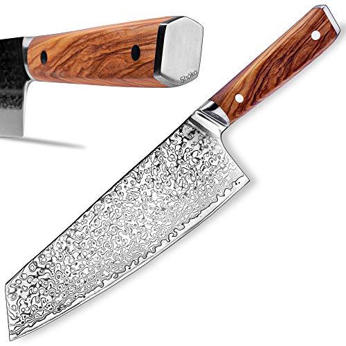 Shoko® Das Kochmesser mit ergonomischem...