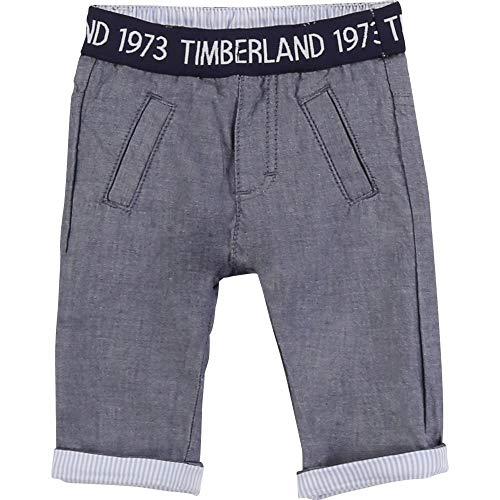 Timberland Pantalon réversible en Coton Bebe Couche Unique 9MOIS