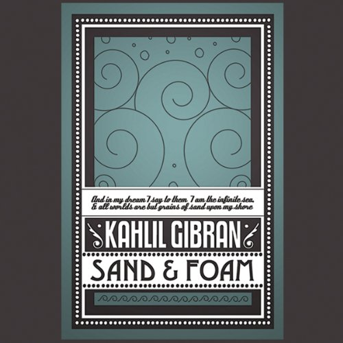 Sand & Foam audiobook cover art