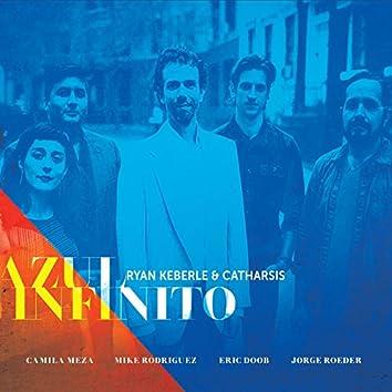 Azul Infinito (feat. Camila Meza, Mike Rodriguez, Jorge Roeder & Eric Doob)