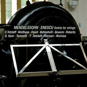 Felix Mendelssohn & George Enescu: Octets for Strings (Live)