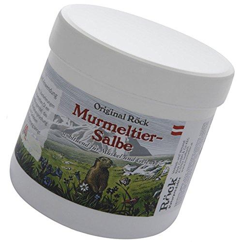 Original Röck Murmeltier-Salbe 250 ml