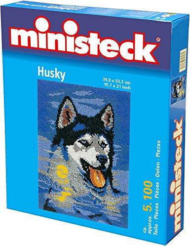 Ministeck 31839 - Husky, ca. 5100 Steine und Zubehör