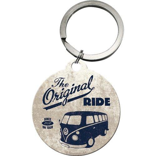 Nostalgic-Art 48,002 Volkswagen VW Bulli - The Ride Original, Ronda, 4 cm