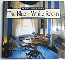 Blue and White Room