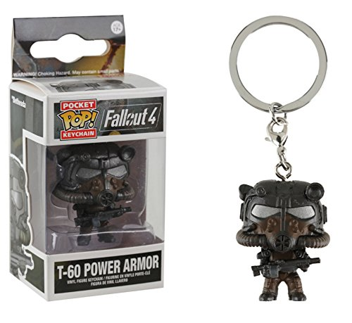 Pocket POP! Keychain - Fallout 4: T-60 Power Armor