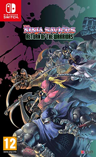 The Ninja Saviors: Return Of The Warriors For Nintendo Switch [Importación inglesa]