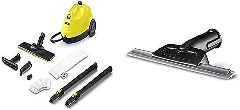 SPARES2GO Boquillas SPARES2GO Nylon Paquete de 8 Brass Wire Brush Tool para Karcher Steam Cleaners