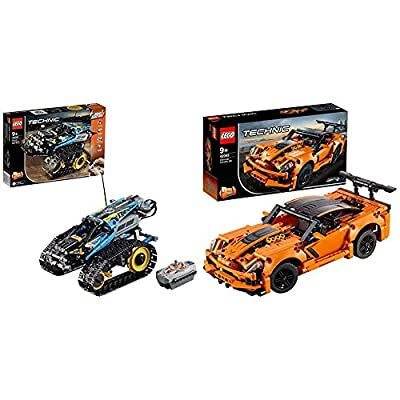 LEGO 42095 Technic Remote-Controlled Stunt Racer Toy