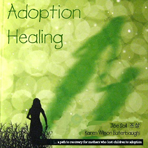 Adoption Healing audiobook cover art