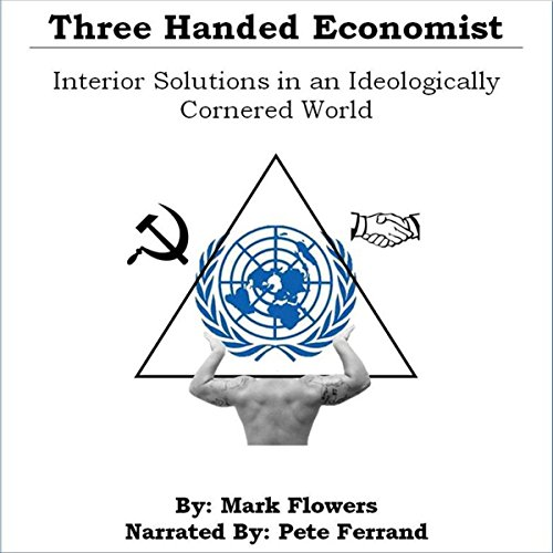 Three Handed Economist audiobook cover art