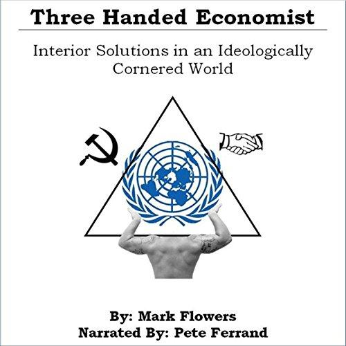 Three Handed Economist cover art