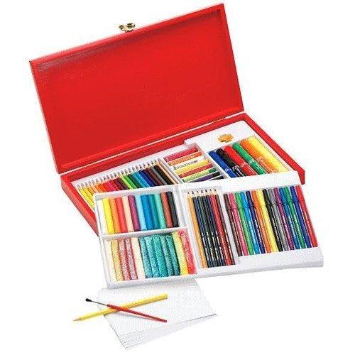 Premium Multi-Medium Art Studio Gift Set