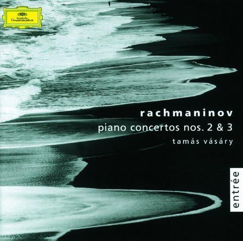 Tamás Vásáry, London Symphony Orchestra & Yuri Ahronovitch