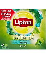 Lipton Green Tea Mint, 88 Tea Bags