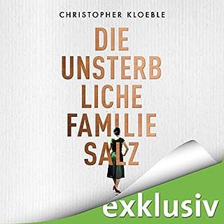 Die unsterbliche Familie Salz Titelbild