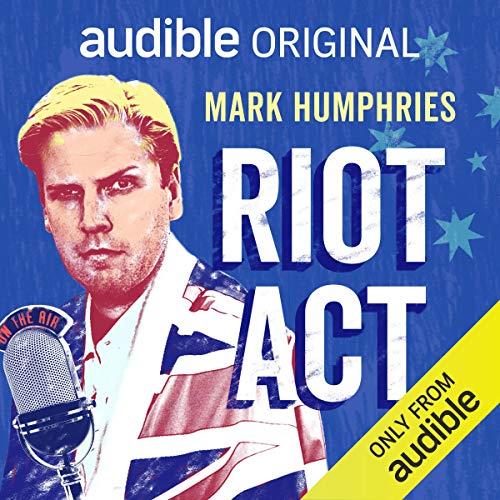 Page de couverture de Riot Act