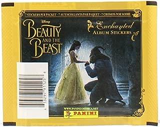 Panini - Disney's Beauty & the Beast - STICKER PACK (7 stickers)