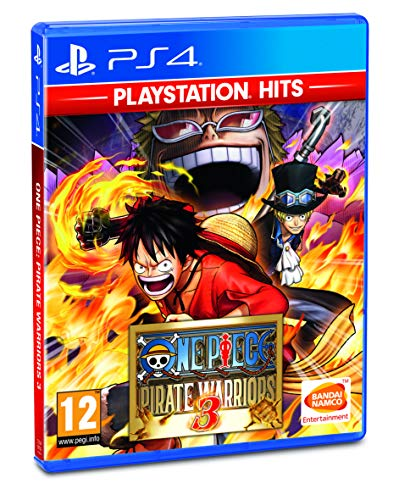 One Piece Pirate Warriors 3 - Playstation 4