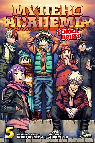 My Hero Academia: School Briefs, Vol. 5, 5: Volume 5