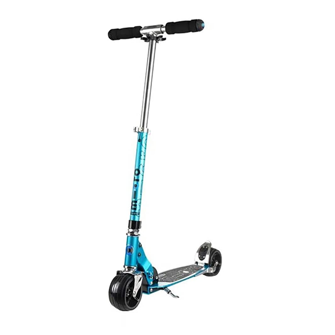 Micro Rocket | Fat-Wheeled, 2-Wheeled, Smooth-Gliding Foldable Micro Scooter for Kids | Ages 8 to Adult