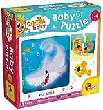 Lisciani Carotina Baby Puzzle: El mar (80069)