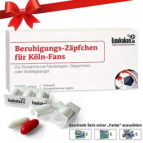Alles für Köln-Fans by Ligakakao.de Geschenk männer ist jetzt BERUHIGUNGS-ZÄPFCHEN® für FC