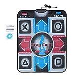 Silverdee rutschfeste, langlebige, verschleißfeste Tanzschritt-Tanzmatte Pad Pads Dancer Blanket to PC Mit USB Für Bodybuilding Fitness