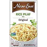 Premium long grain rice, toasted orzo and a delicious blend of herbs and spices Made with 100% natural, certified kosher ingredients Cooks in five minutes; a quick and creative alternative to pasta or rice Separate seasoning packet contains a blend o...