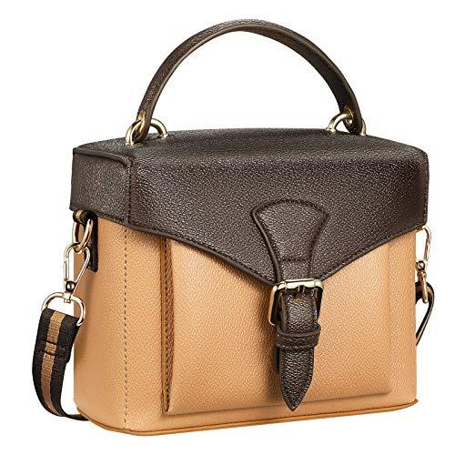 FINPAC Protective Case Leather Crossbody Handbag...