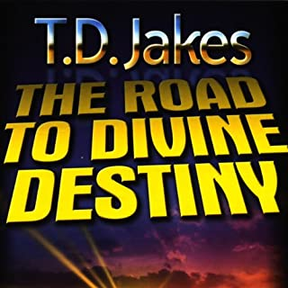 The Road to Divine Destiny audiobook cover art